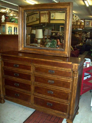 Todays Amazing Find John Elway Bassett dresser with