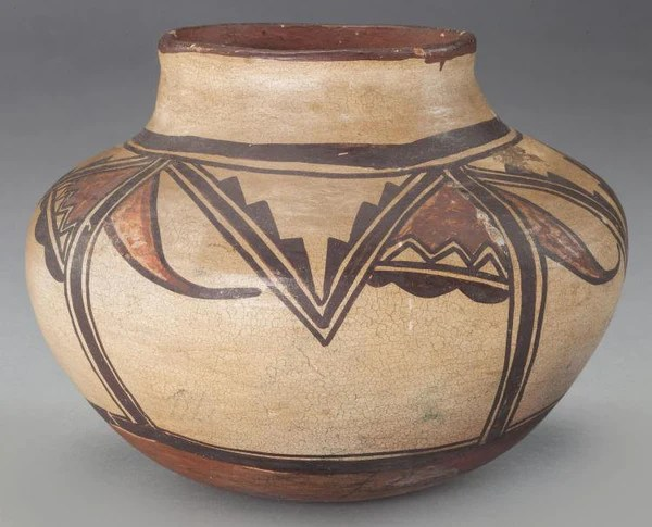 Native American Indian Pottery  Native American Hopi