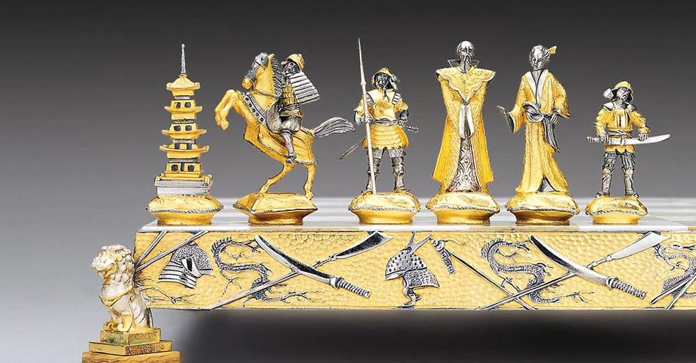 The Art Of Chess Artisera