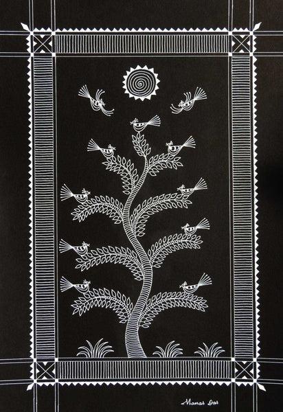 Saura Art The Story Of An Ancient Indian Tribe Through Their Captiva Artisera