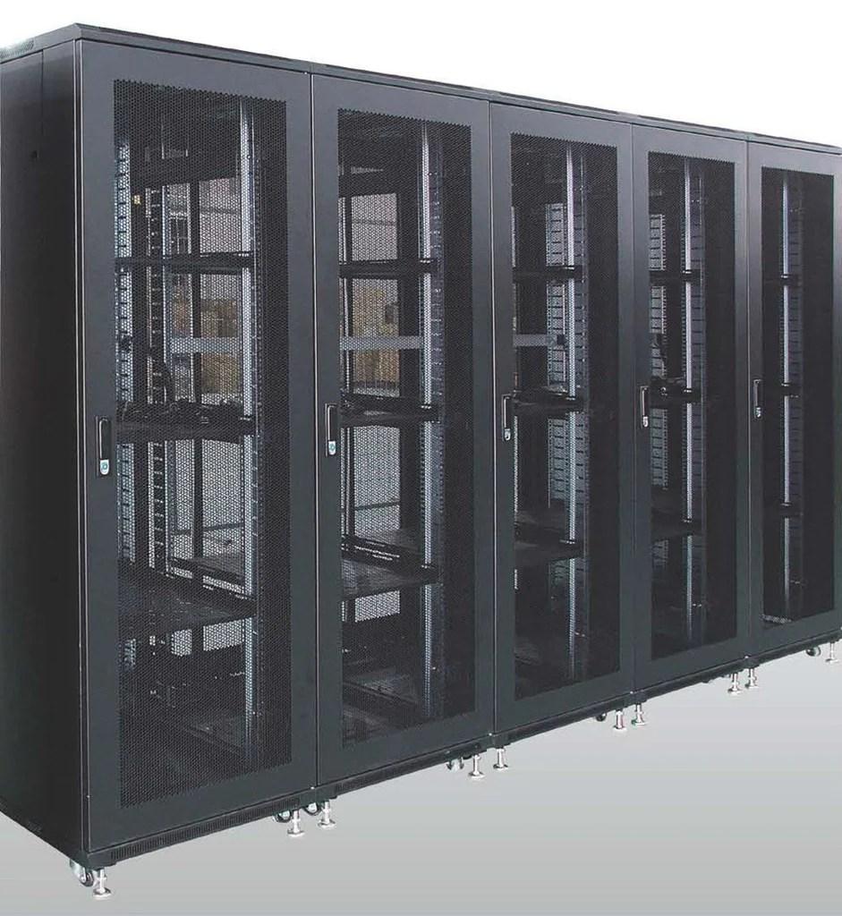 Matrix Network Cabinet Mesh Door 42U 600 w x 1000 d