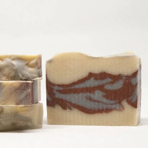 Handmade Body soap صابون طبيعي مصنوع باليد - MZN Bodycare