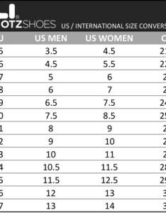 Size chart otz shoes also euro gungoz  eye rh