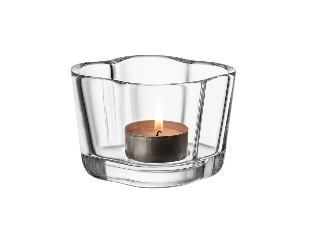 Alvar Aalto Tealight Candle Holder By Iittala Really Well Made
