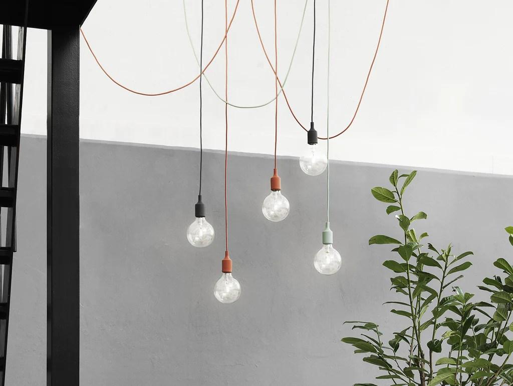 E27 Pendant Light LED by Muuto  Really Well Made