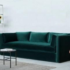 Hay Sofa Kvadrat Swing India Uk Hackney By Really Well Made Evergreen Velvet