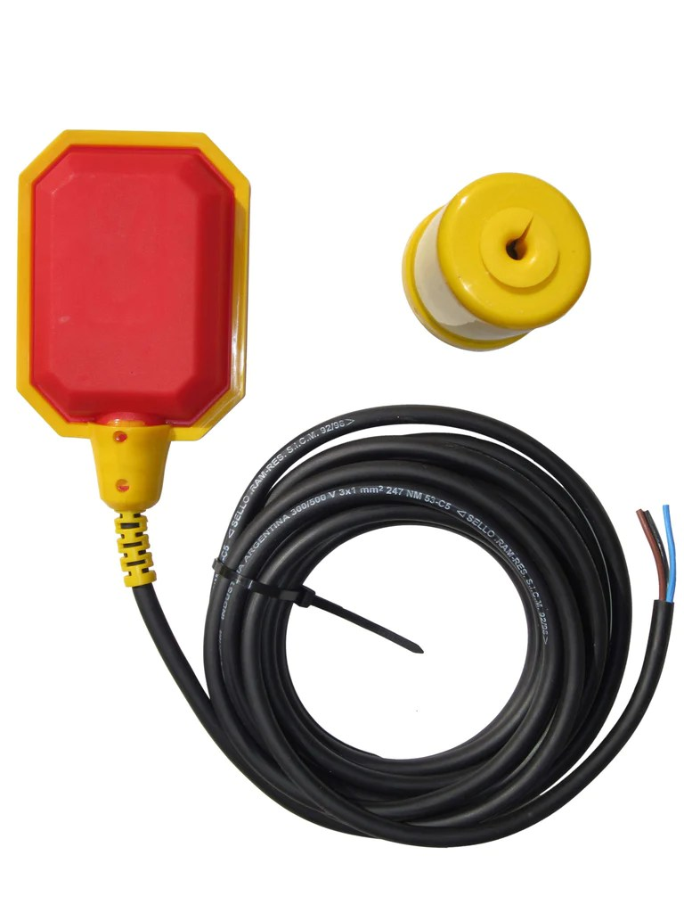2359 wire lead float switches for sump pumps septic tanks water tanks [ 768 x 1024 Pixel ]