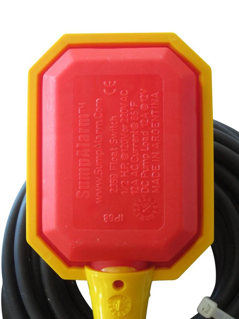 medium resolution of  the original sump alarm high water alarm