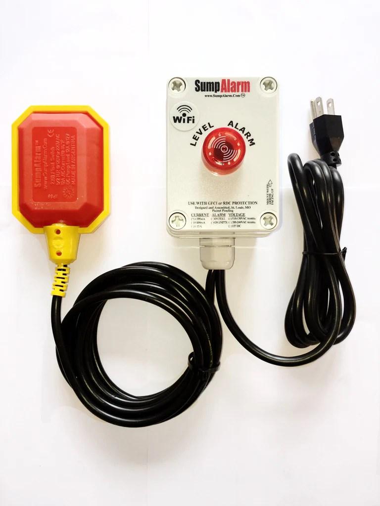 hight resolution of  the original sump alarm high water alarm