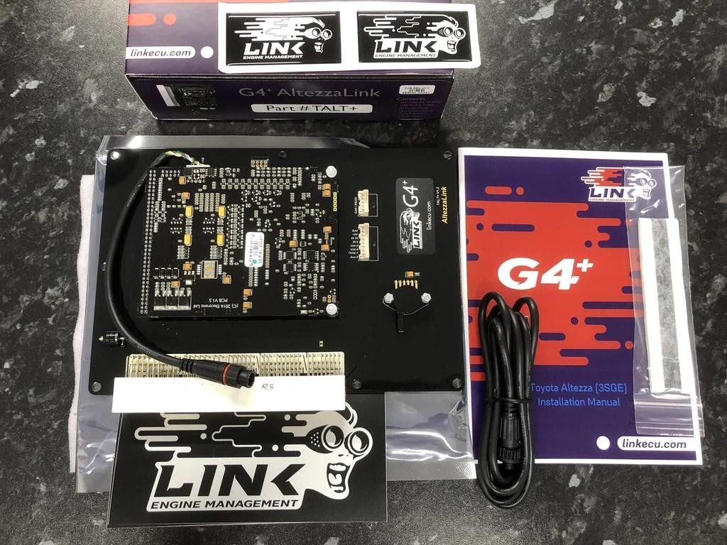 link engine management link ecu link g4 altezza toyota altezza 3sge 3sgte beams [ 1024 x 768 Pixel ]