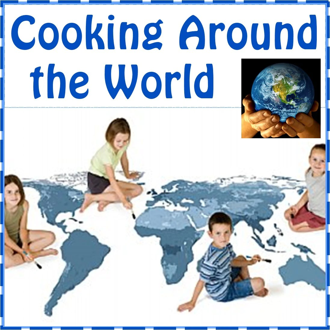 medium resolution of Middle Eastern cooking for World studies Kids cooking activities.