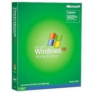 Microsoft Windows Xp Home Edition Upgrade License
