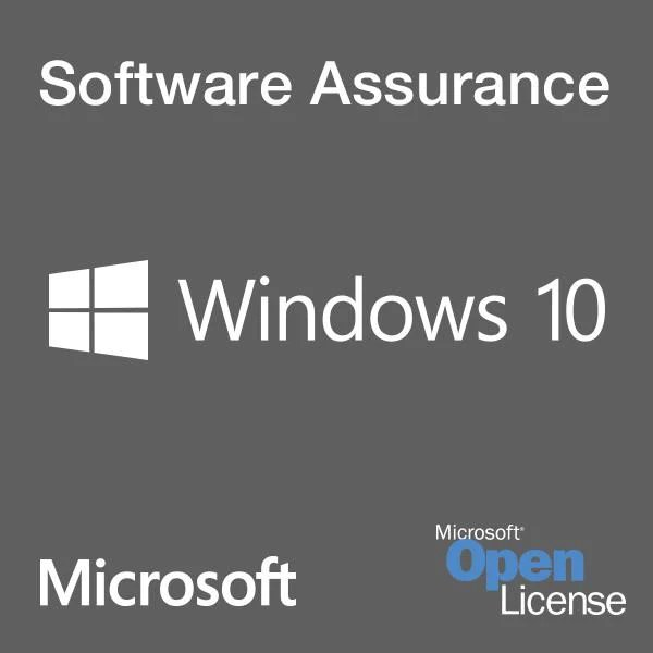 Microsoft Windows 10 Enterprise Software Assurance   MyChoiceSoftware.com