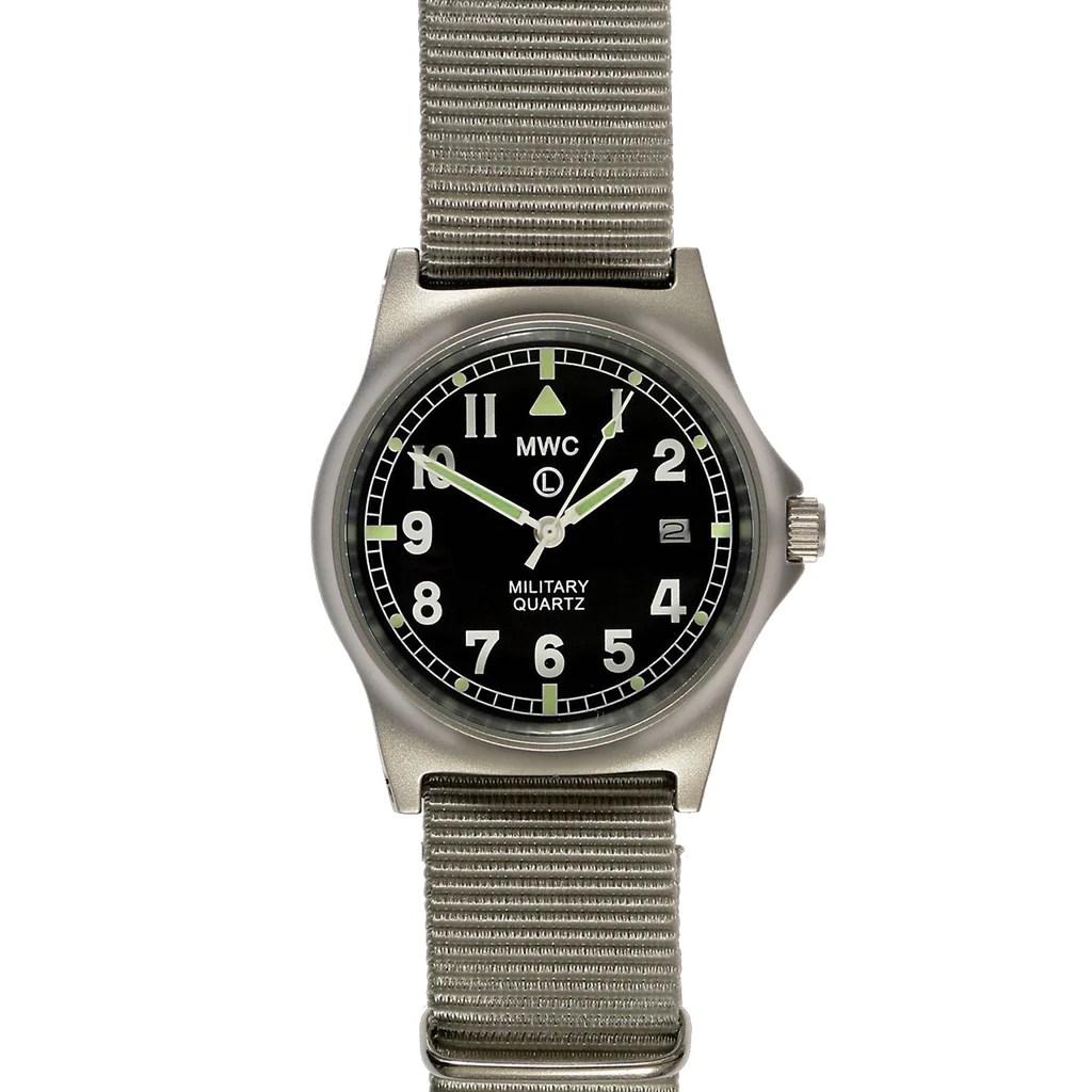 瑞士軍錶 G10LM 軍事設計 耐刮流線型_質感灰色 | 25TOGO DESIGN STORE