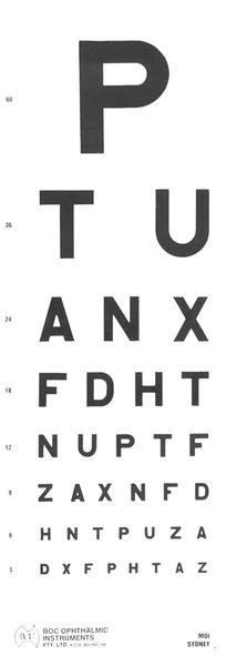 also boc instruments  ptu eye chart rh amamedicalproducts