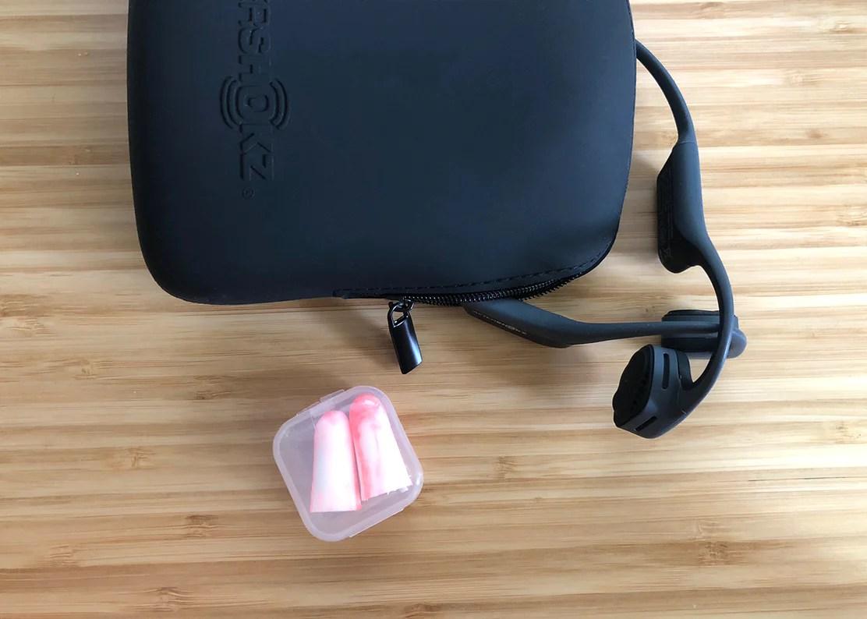 earplugs 101 aftershokz