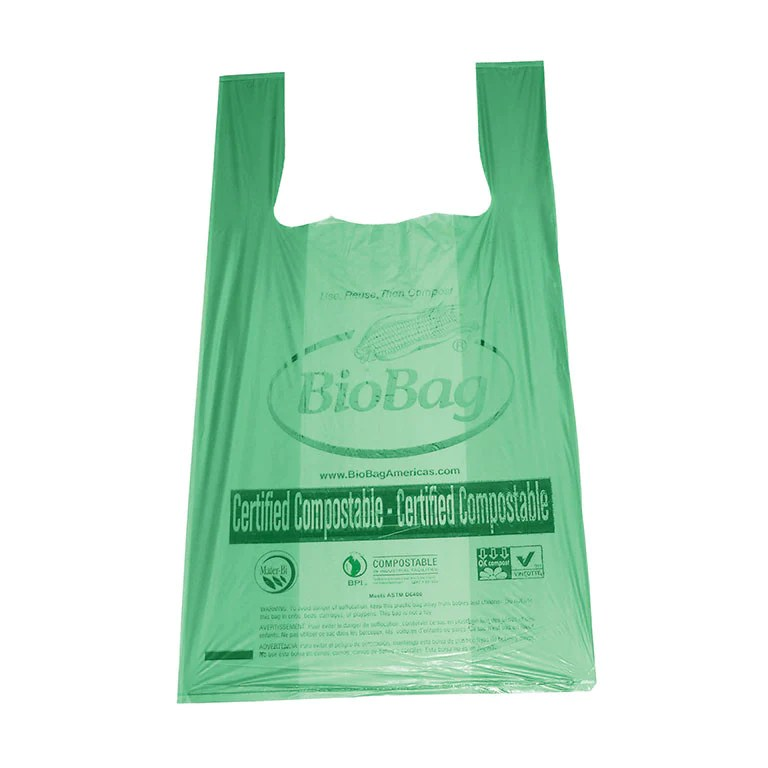 Biodegradable Plastic Shopping Bags By Bio Bags