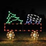 Gondola Car With Drum Holidaylights Com