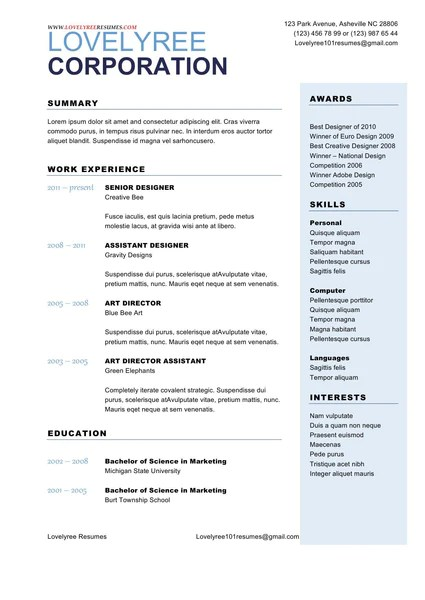how to write resume cover letter