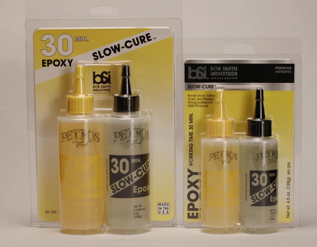 Slow Cure Epoxy