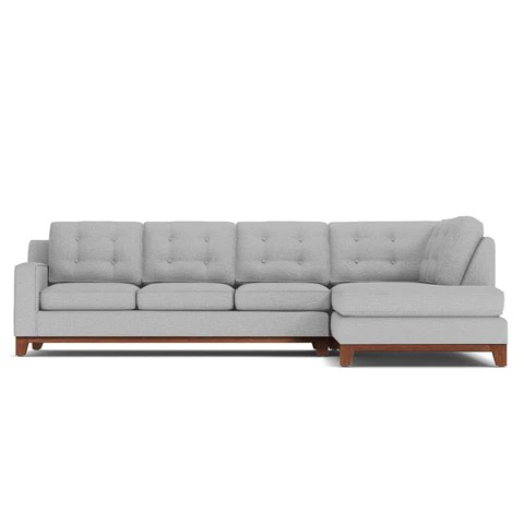 apt size sectional sofas green chesterfield sofa cushions best selling home decor & modern furniture - apt2b.com