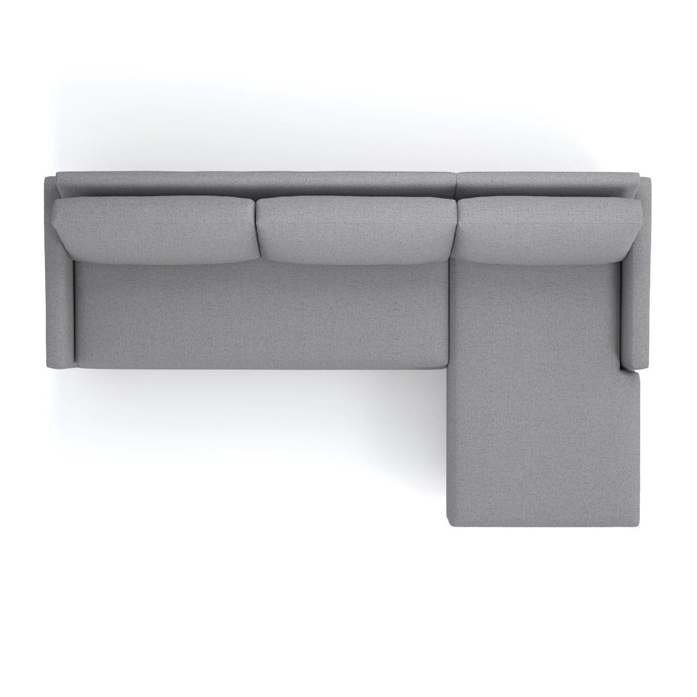 apt size sectional sofas beige decor scott 2pc sofa from kyle schuneman choice of ...
