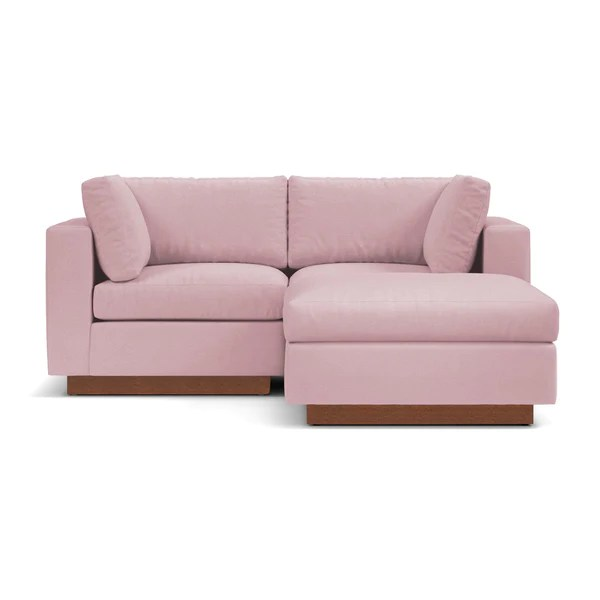 Taylor 3pc Modular Sectional with Ottoman  Choice of