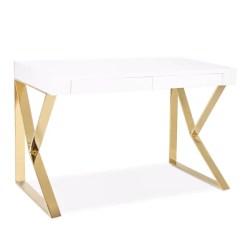 Usa Made Sleeper Sofa Cheap Grey Rattan Corner Westgate Desk White/gold – Apt2b