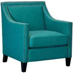Teal Accent Chair Toddler Bed Elsinore – Apt2b