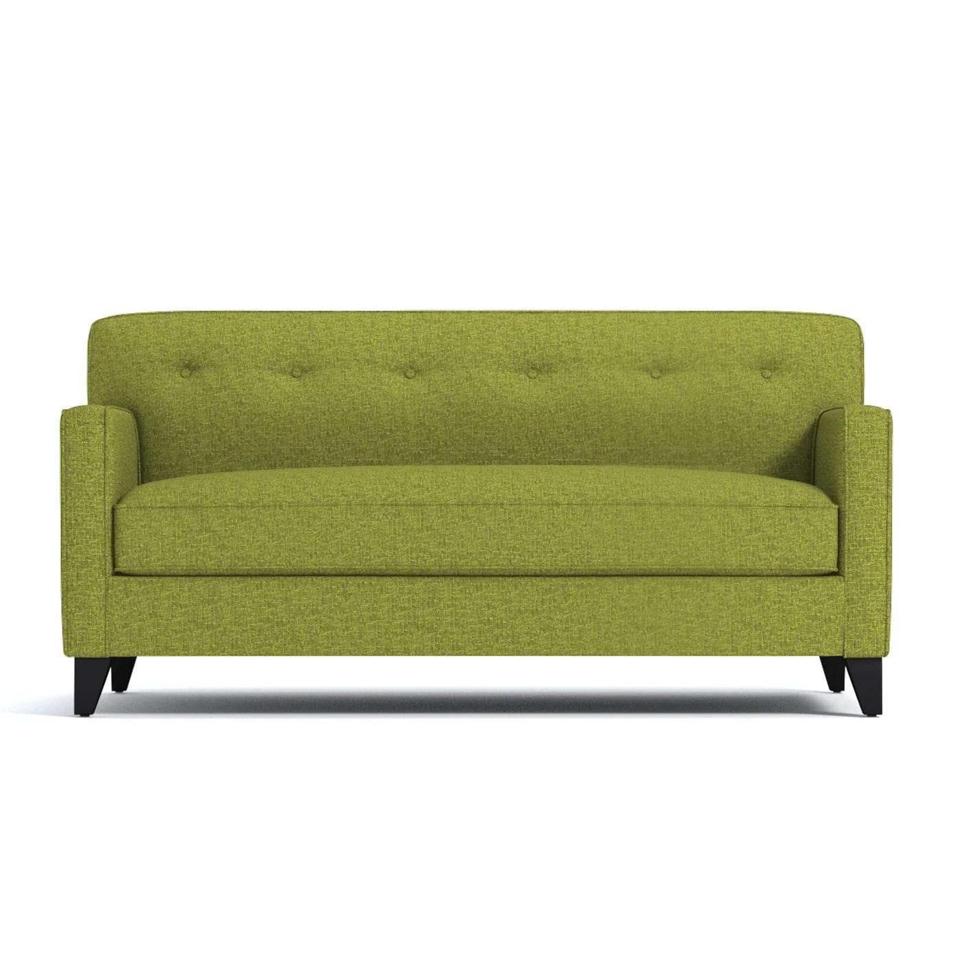 Harrison Apartment Size Sofa From Kyle Schuneman CHOICE OF FABRICS  Apt2B
