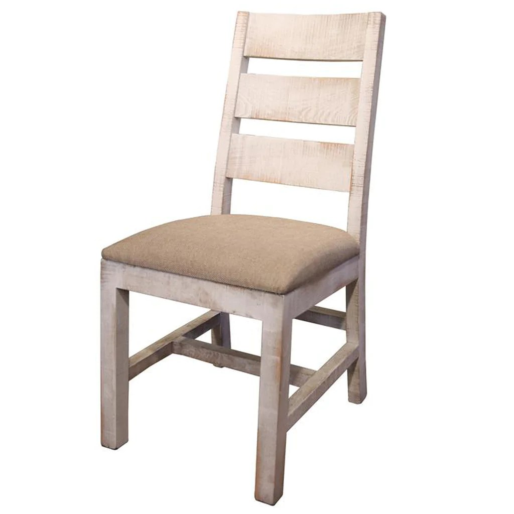 Distressed White Dining Chairs Dining Chairs Crafters And Weavers