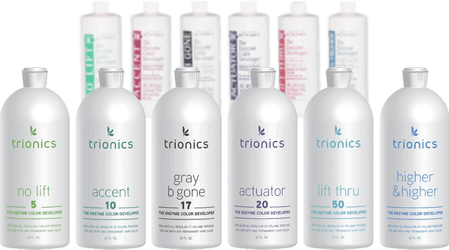 our new look trionics