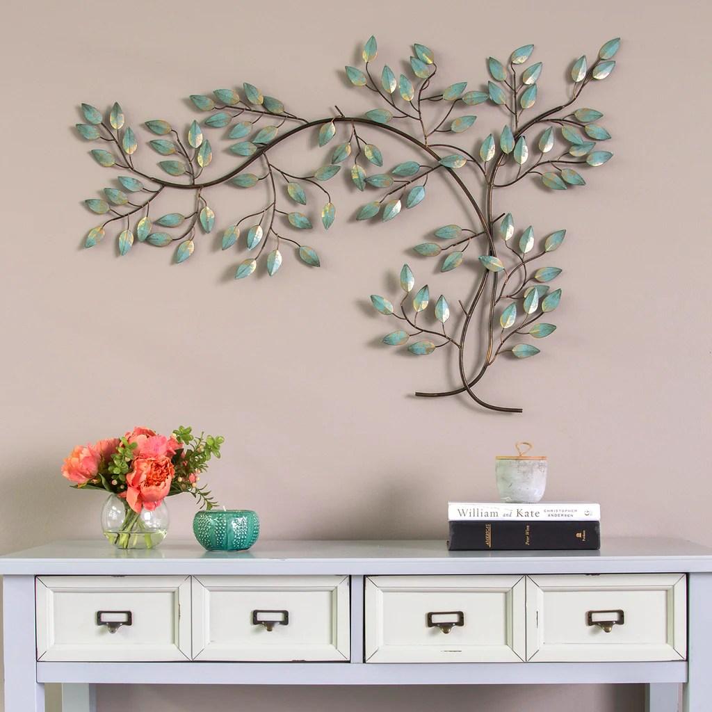 Stratton Home Decor Patina Tree Branch Wall Decor