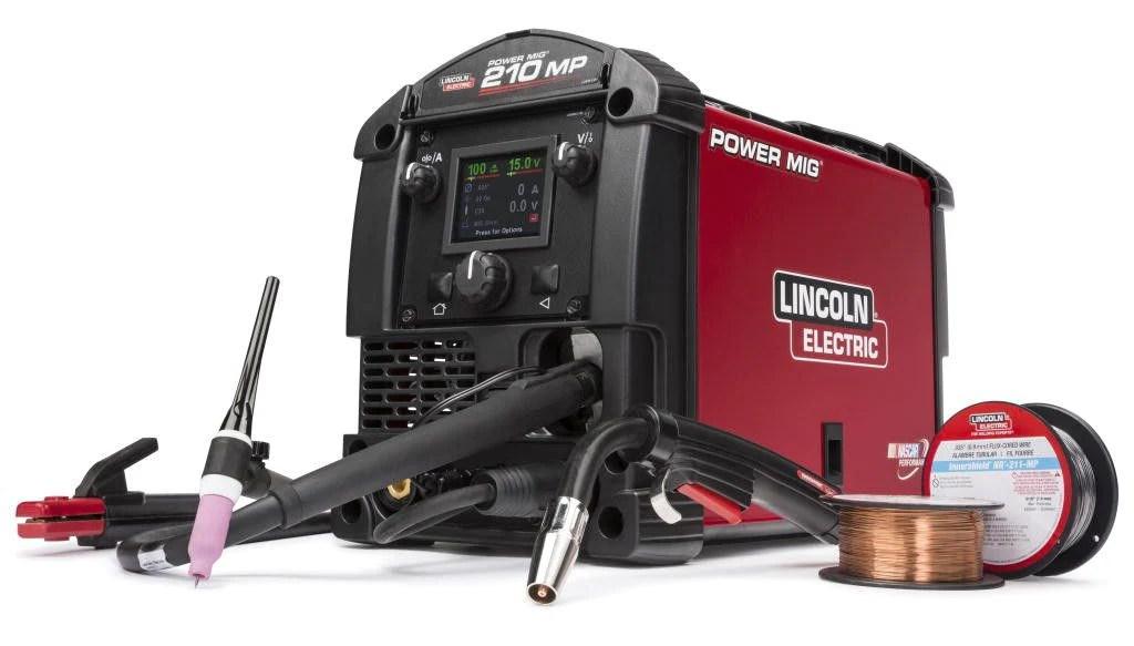 Lincoln 210 Mp Tig Kit