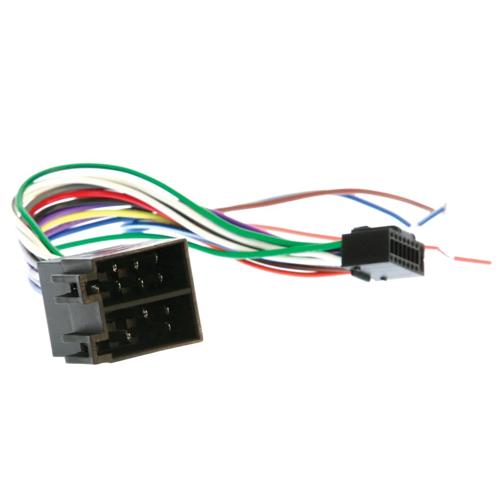 small resolution of wiring harnes adapter ford to jvc