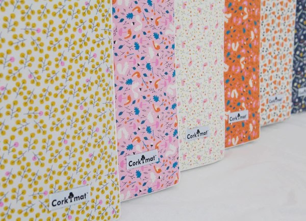 Corkimat Non-Toxic Play mats | The Organic Beauty