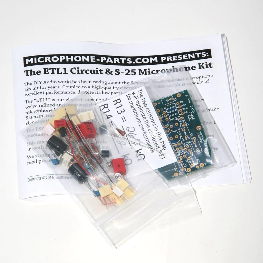medium resolution of tube mic wiring diagram