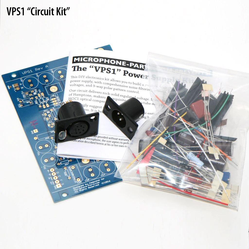 hight resolution of vps1 tube mic power supply kit