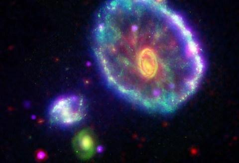 high resolution galaxy art