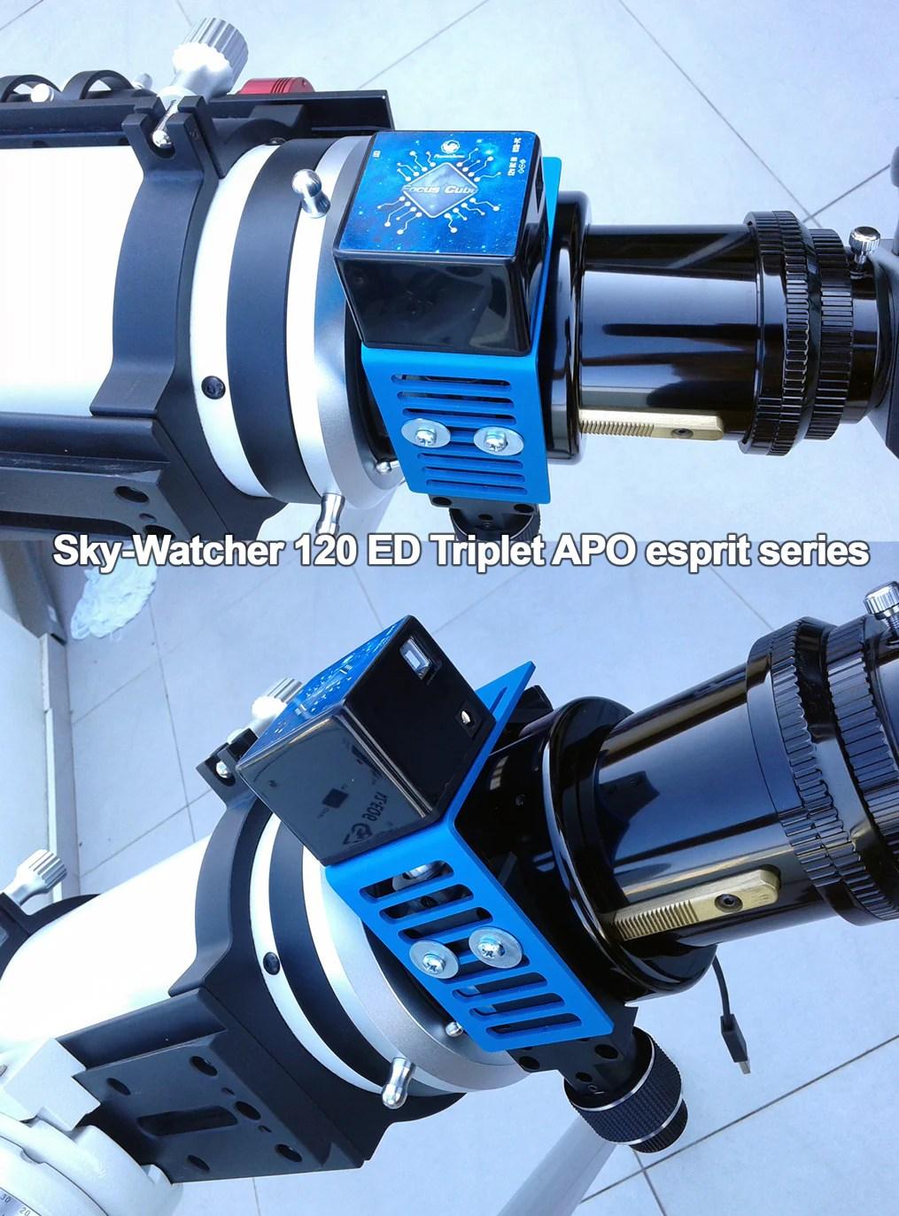 Skywatcher Esprit Focuser - Exploring Mars