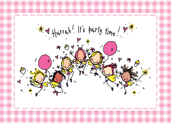 Hurrah! It's Party Time! – Juicy Lucy Designs