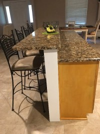How High Should a Knee Wall be for Granite Countertops ...