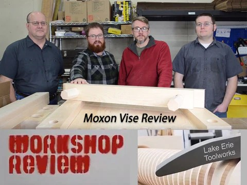 Benchcrafted Moxon Vise Review
