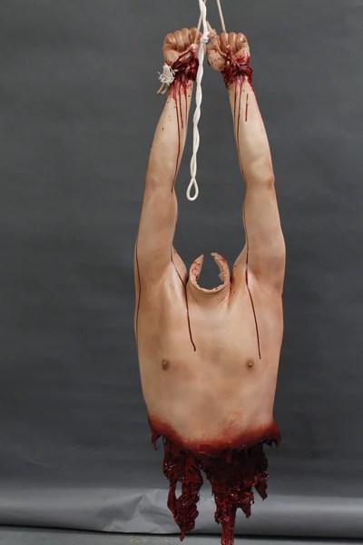 Olly Meat Photo Op Prop  Dapper Cadaver Props