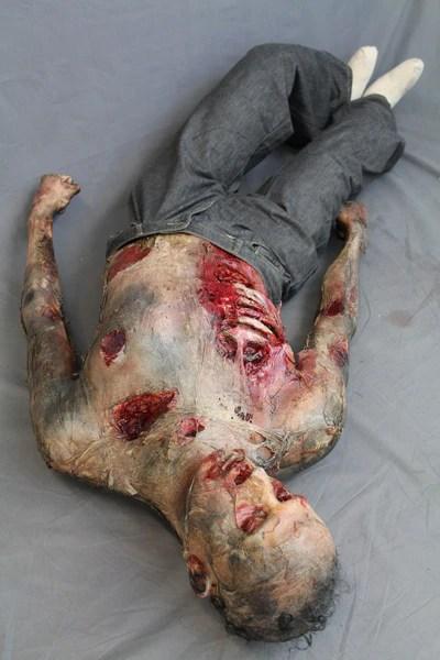 Rotten Ribs Alan Dummy  Dapper Cadaver Props