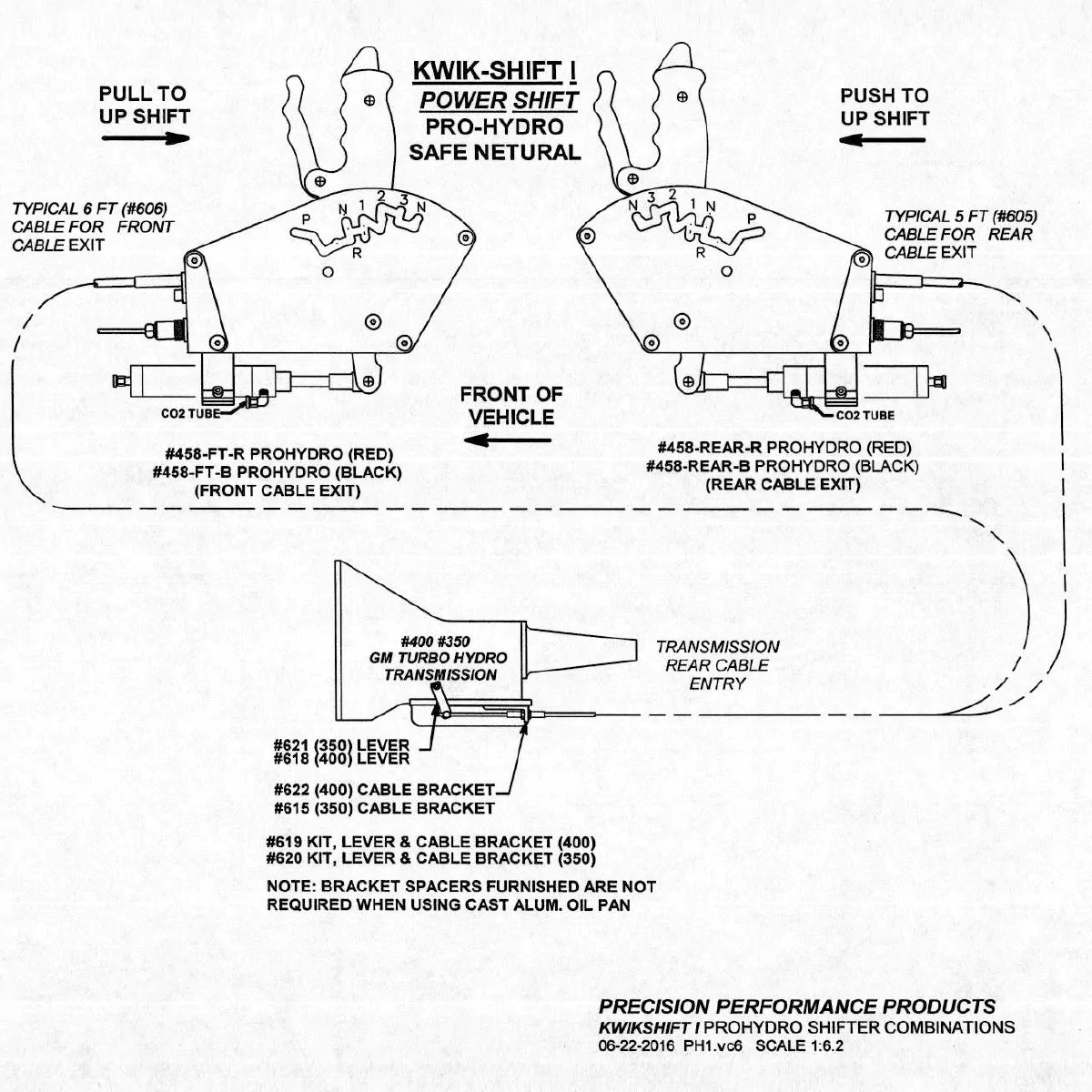 Th400 Kickdown Switch Wiring Diagram - Dolgular.com
