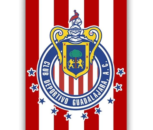Chivas De Guadalajara Poster Soccer Wearhouse