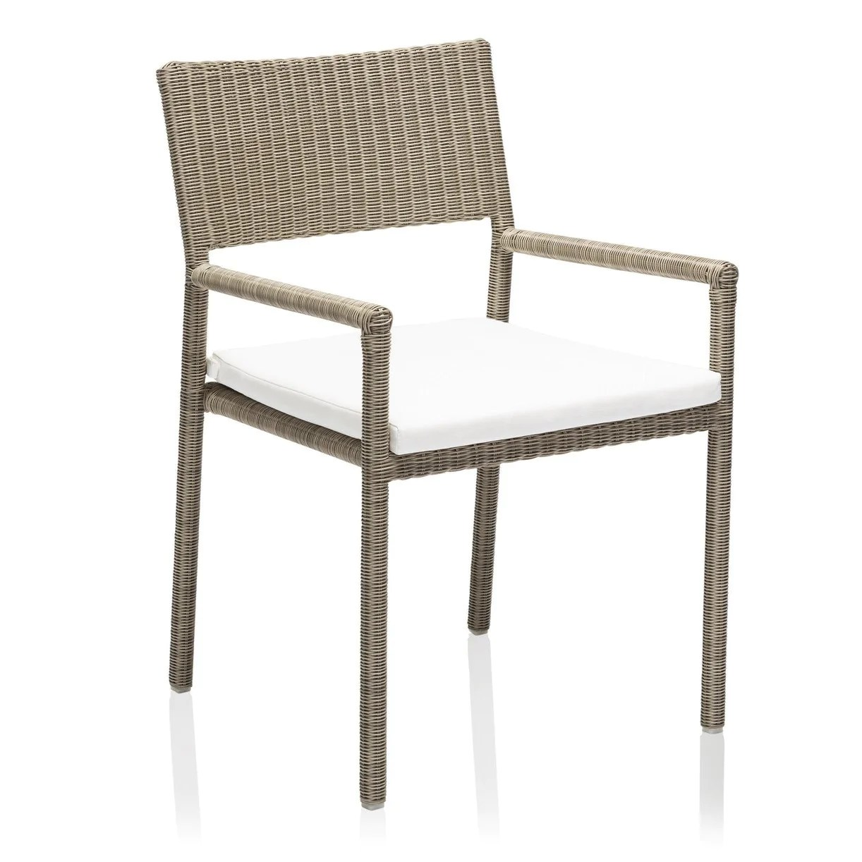 Wicker Outdoor Dining Chairs Tibo Outdoor Dining Chair