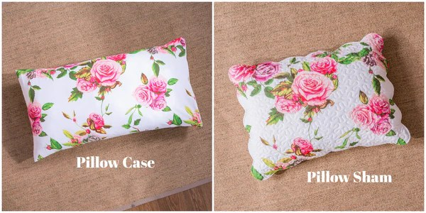 pillow cases vs pillow shams what is