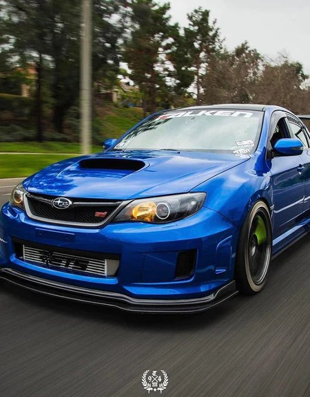 Most Expensive Subaru : expensive, subaru, Front, Splitter, Subaru, AeroflowDynamics